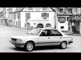 Peugeot 305 GTX Worldwide 1982 88