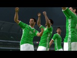 PES 2017  Mexico vs Russia  Full Match Highlights &amp Goals 2017  Gameplay