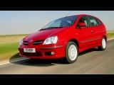 Nissan Almera Tino UK spec V10 2003 06