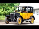 Yellow Cab Model A 2 Brougham Taxi 1923