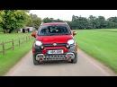 Fiat Panda Cross UK spec 319 2014