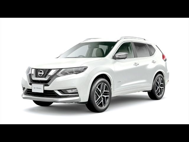 Autech Nissan X Trail Hybrid JP spec T32 06 2017