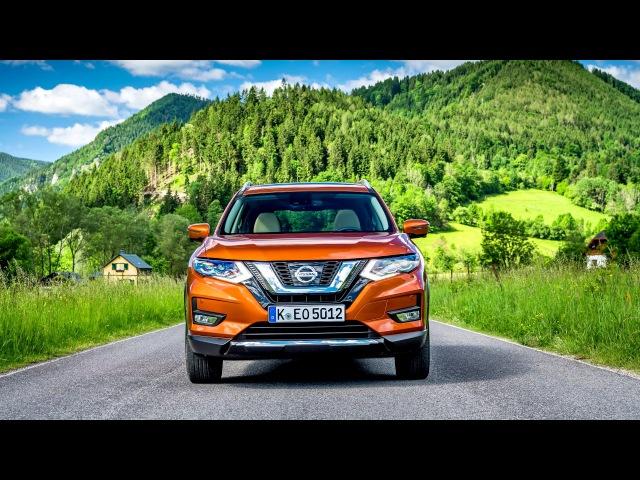 Nissan X Trail Worldwide T32 2017