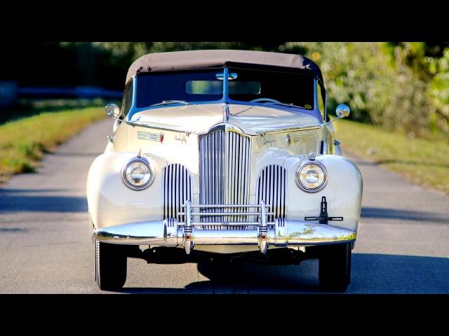 Packard 180 Super Eight Convertible Victoria by Darrin 1906 1429 1941