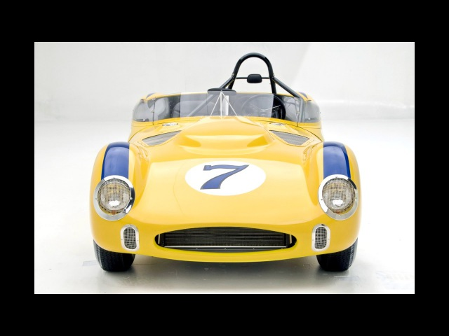 Old Yeller MkVII 1961