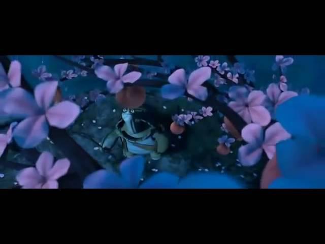 Мультфильм Кунг-фу Панда (отрывок)