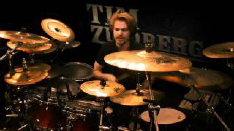Nightwish - I Want My Tears Back - Drumcover by Tim Zuidberg