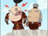 Avatar Super Deformed Shorts: Bending battle, 2 Часть [Eng.]