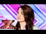 Chloe Hedley sings Mariah Carey's Hero  Room Auditions Week 2  The X Factor UK 2014
