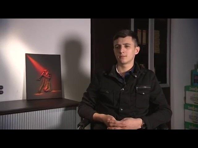 Интервью 5 канала с Вандалом. То, что не вошло в эфир Была ли поддержка ополченце ...