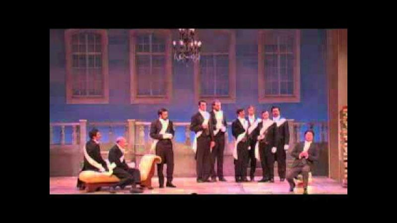 La Cenerentola - Opera North - Arthur Espiritu