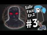 Sally Face  SUMMONING THE DEMON  Part 3  Indie horror game Sally Face Episode 2