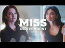Miss Independent - {Alex Danvers feat. Maggie Sawyer} | 2.03