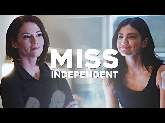 Miss Independent Alex Danvers feat Maggie Sawyer 2 03