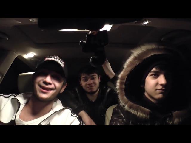 Про бывшую парень красиво зачитал реп в машине с друзьями