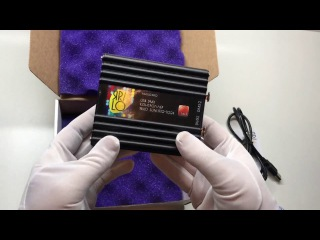 ЯRILO Sunlite2-1024 USB DMX контроллер - распаковка