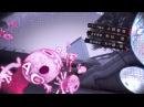 SHIZA Гачамэн - Отряд Галактики 2 сезон / Gatchaman - Crowds Insight TV2 - 8 серия Dancel NASTR 2015 Русская озвучка