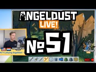 Angeldust Live! 51 (EN) MUG A CROCODILE!