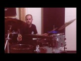 SOUNDGARDEN - BLACK HOLE SUN DRUM COVER by dave rundell