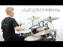 'Salsa for Three' – Free Drum Play-along Track and Transcription