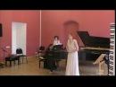 Н Мясковский Мадригал сюита для голоса и фортепиано на сл К Бельмонта соч 7