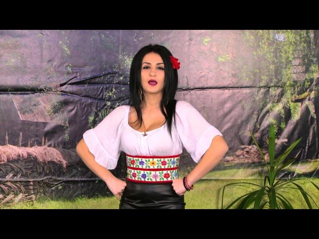 Laura Rosu - Pe la gard cum ma vorbeau HD