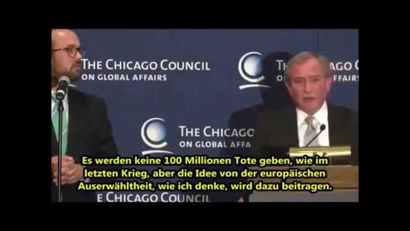 Джордж Фридман-Европа, обречённая на конфликт. (фрагмент с переводом)