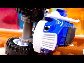 Blaze and the Monster Machines toys - Trains for kids - Big trucks - Monster trucks