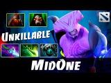 MidOne Unkillable Faceless Void Dota 2