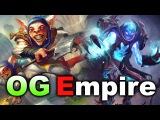 OG vs Empire - Beautiful Match - DAC 2017 DOTA 2