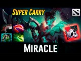 Miracle Mortred Super Carry Dota 2
