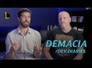 Reintroducing Demacia dev diary League of Legends