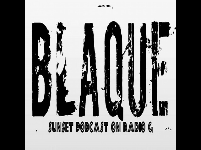 Sunset Podcast 16 By BLAQUE
