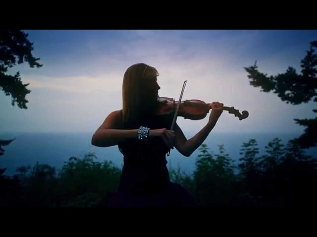 Roy Tan (Piano) and Rosemary Siemens (Violin) - Hallelujah