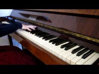 Oomph! Dein weg (piano cover)