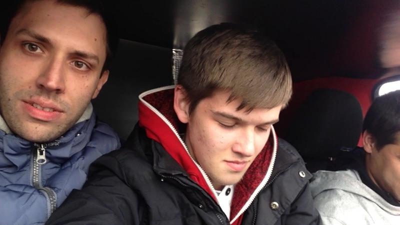 Рустам Касимов и его Газель на 24х Patroit 12