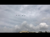 Авиационный парад!