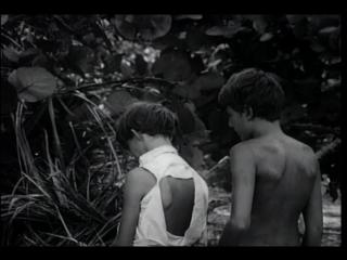 Повелитель мух / Lord of the Flies (1963) Великобритания Часть - 2