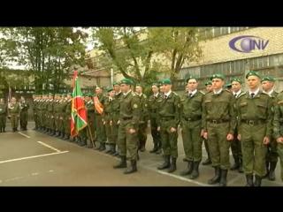 Калужские кадеты приняли Присягу