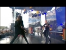 Концерт белорусских рок групп Рок за Бобров ОНТ 28 08 2017 Дай Дарогу Прыгай в коляску