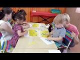 Школа Карапузов с 6 мес. в семейном центре Развивай-ка, развитие мелкой моторики