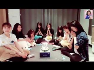 170702 iTeen Girls singing