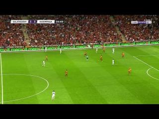 Galatasaray 2-0 Kasımpaşa (1.Devre) / DEVAMI