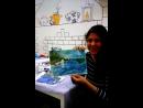 Алиса Ковальчук, видео отзыв об участие в арт проекте Я себя рисую