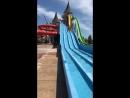 Маруся и аквапарк