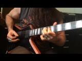 Zakk Wylde - The BLOOD EAGLE in MAHOGANY BLACKOUT - solo for