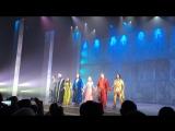 Возобновленная версия оригинальной французской постановки мюзикла Notre Dame De Paris 2016 год