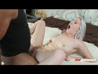 Cadence Lux (Taking On The Black Bull Diesel) [TEEN interracial sex porno HD]