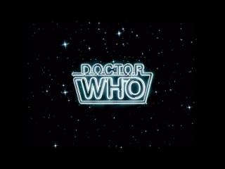 BBC - Доктор Кто - Вступительная заставка (1980) / Doctor Who - Title Sequence (1980)