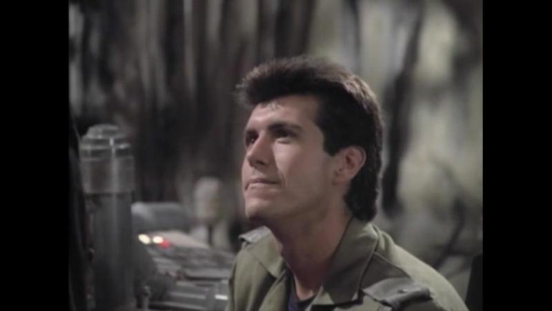 Капитан Пауэр и солдаты будущего (1 сезон 1-2 серии)